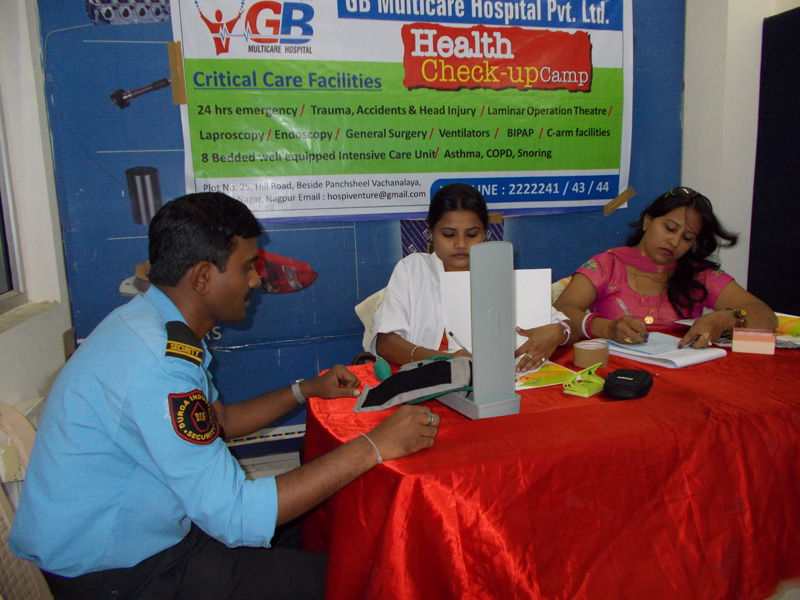 Health Check-up Camp